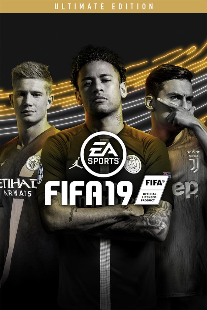 شراء fifa 2019 في مصر ultimate edition